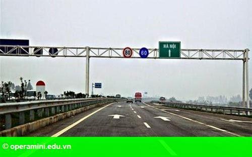 Hình 1: Sẽ nối cao tốc Cầu Giẽ - Ninh Bình và Hà Nội - Hải Phòng