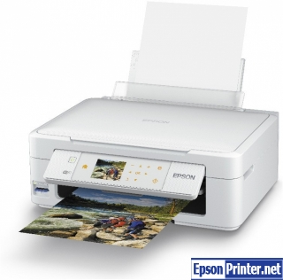 Download Epson Expression Home XP-415 inkjet printer driver