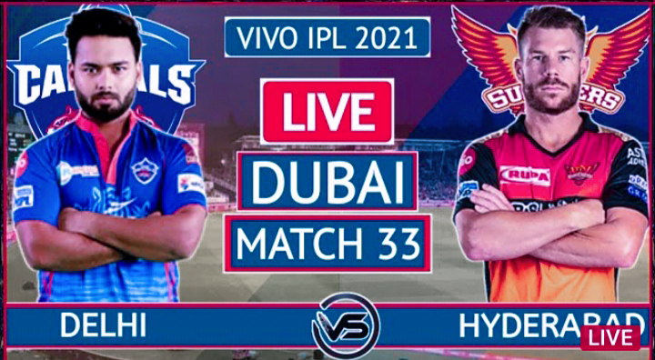 IPL 2021: ಟಾಸ್ ಗೆದ್ದು ಬ್ಯಾಟಿಂಗ್ ಆಯ್ಕೆ ಮಾಡಿದ ಸನ್ ರೈಸರ್ ಹೈದರಾಬಾದ್