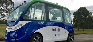 Australia to begin testing driverless buses