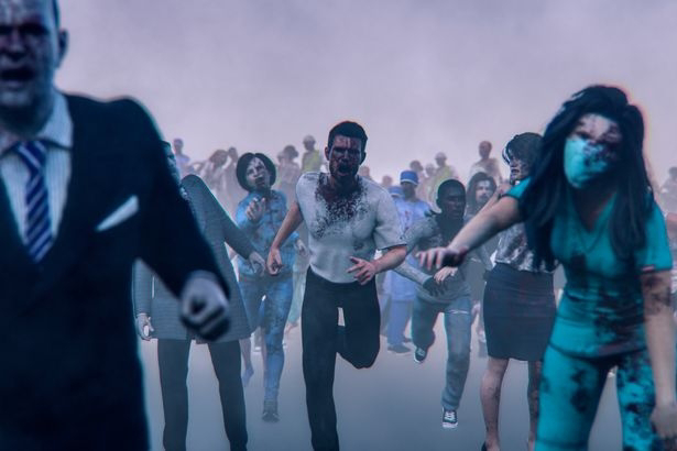 What Would You Do If This Second Wave Of Coronavirus Start Turning People Into Zombies?