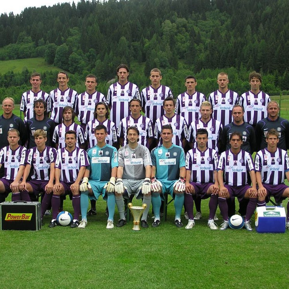 Trainingslager FK Austria Wien 2007