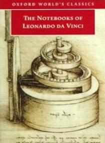 Cover of Leonardo Da Vinci's Book The Notebooks Of Leonardo Da Vinci