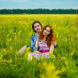 Романтическая фотосессия