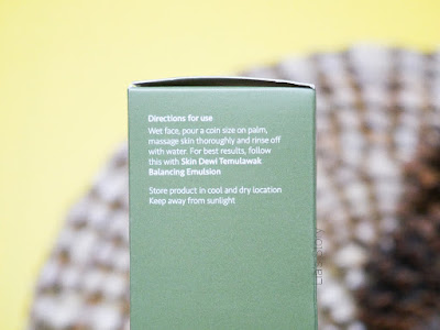 review-skin-dewi-hazelnut-balancing-cleansing-milk