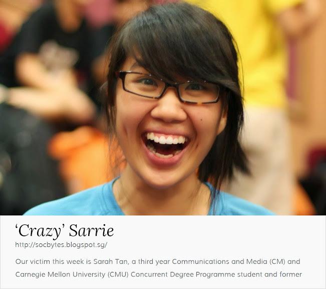 'Crazy' Sarrie