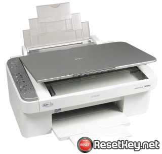 Reset Epson CX3650 End of Service Life Error message