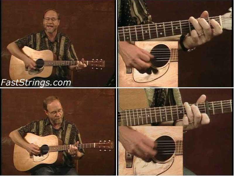 Dix Bruce - Basic Country Flatpicking Guitar