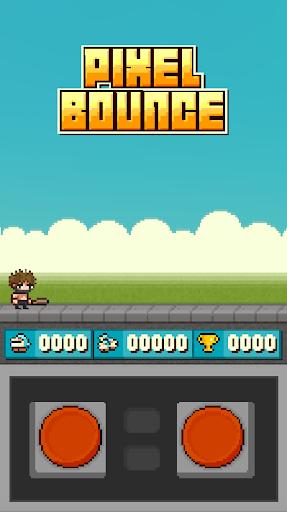 Pixel Bounce Free