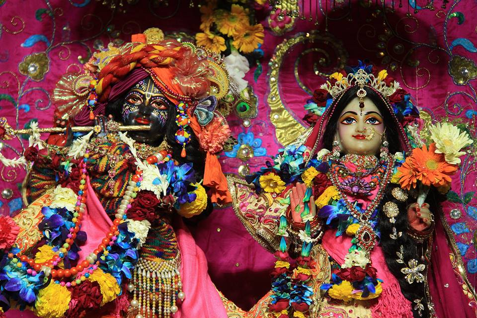 ISKCON Delhi Deity Darshan 08 Jan 2017 (4)