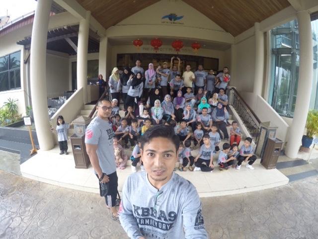 family day, de rhu beach resort