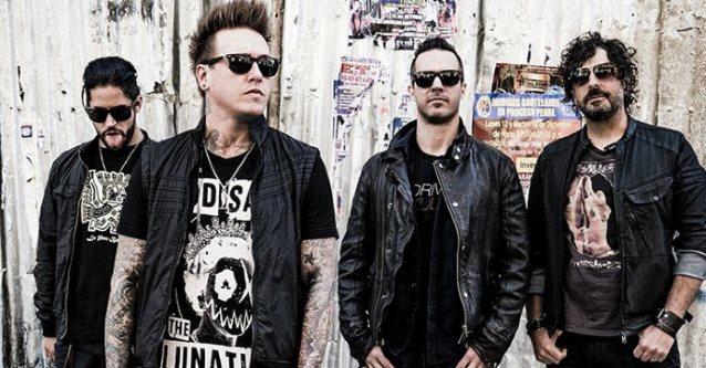 Papa Roach Promosikan Single Terbaru 'American Dream' Dan Album Baru 'Crooked Teeth'