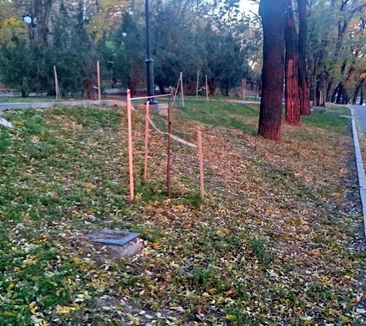 ce71e0c202a777827f4f7d167db86f76 В Одессе продолжаются акты вопиющего вандализма