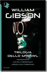 Trilogia dello Sprawl - copertina - libro - William Gibson