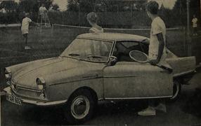 NSU 1960 Prinz