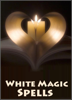 White Magic Spells by Anonymous