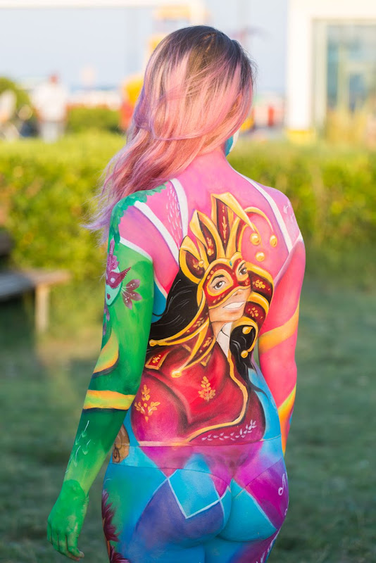 IMG_5111 Color Sea Festival Bodypainting 2018