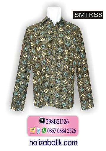 contoh batik, batik modern pria, desain baju batik
