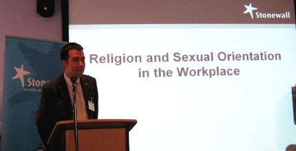 Photo: A seminar on Religion and Sexual Orientation in the workplace organsied by Stonewall and hosted by Nottinghamshire Healthcare Trust