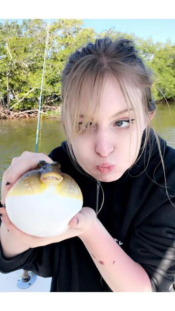 The Cutest Blowfish