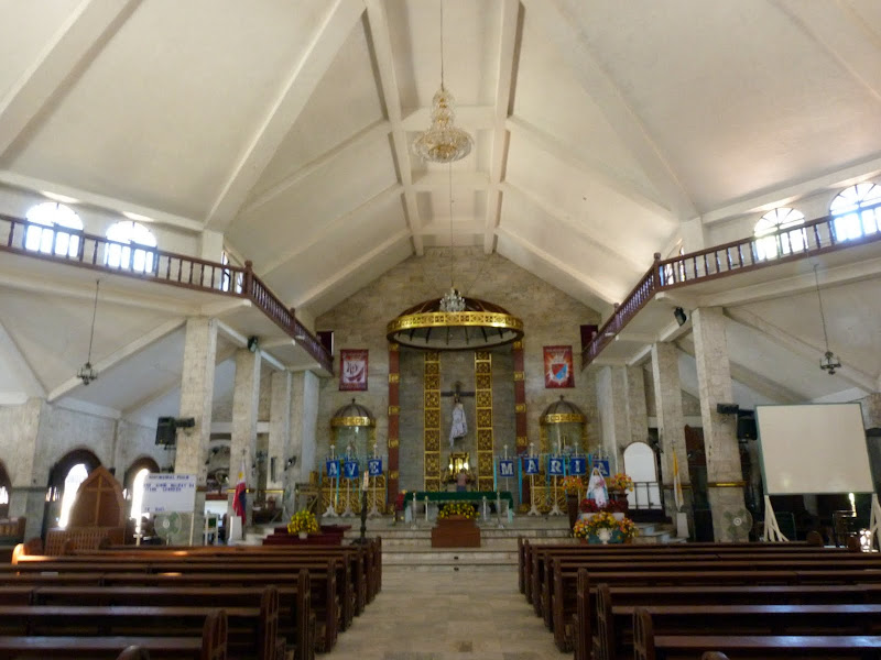 Danao St Thomas de Villanueva Church. 1755