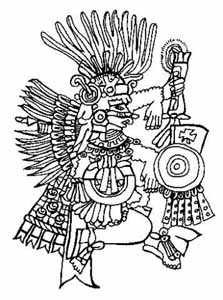Xipe Totec, Gods And Goddesses 6
