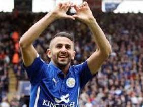 Leicester City : «Mahrez a pris le décision définitive de rester»