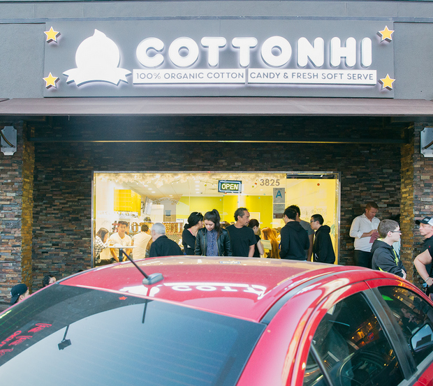 photo of the outside of CottonHi