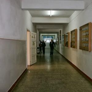 Exercitiu evacuare Colegiul National Vasile Goldis