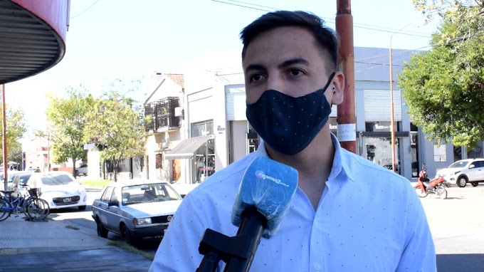 Matias Arias será precandidato a concejal de Cambiemos en VGG