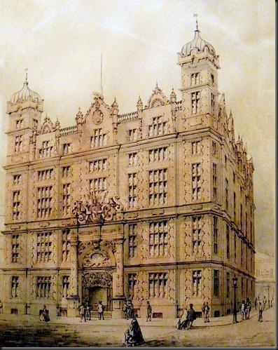 Sailors Room Liverpool 1850