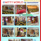 Janmashtami Workshop of Sr.Kg (WIS and Witty World) by Magic Touch