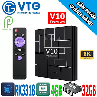 vtg v10 premium tv box ram 4gb