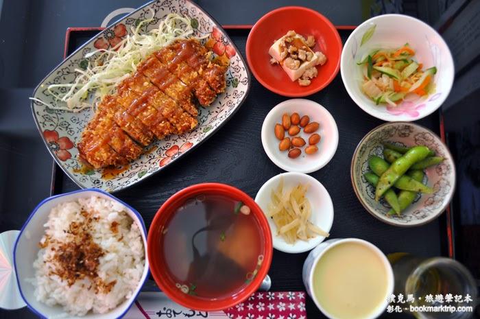 旬里海日式料理食堂炸豬排定食