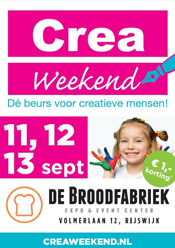 Creatief weekend in Rijswijk