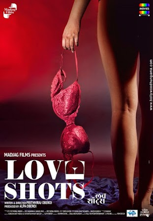 Poster Of Hindi Movie Love Shots 2019 Full HD Movie Free Download 720P Watch Online
