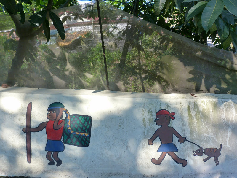 Tainan County.De Dona village à Meinong via Sandimen en scooter.J 12 - P1220451.JPG