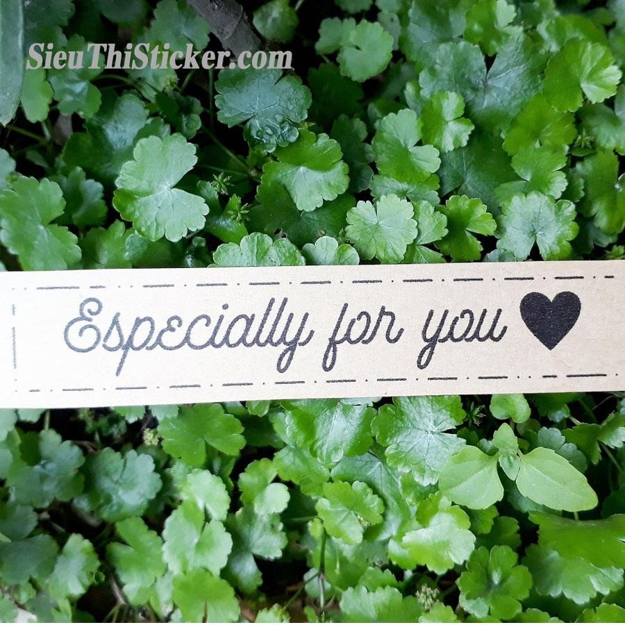 tem especially for you