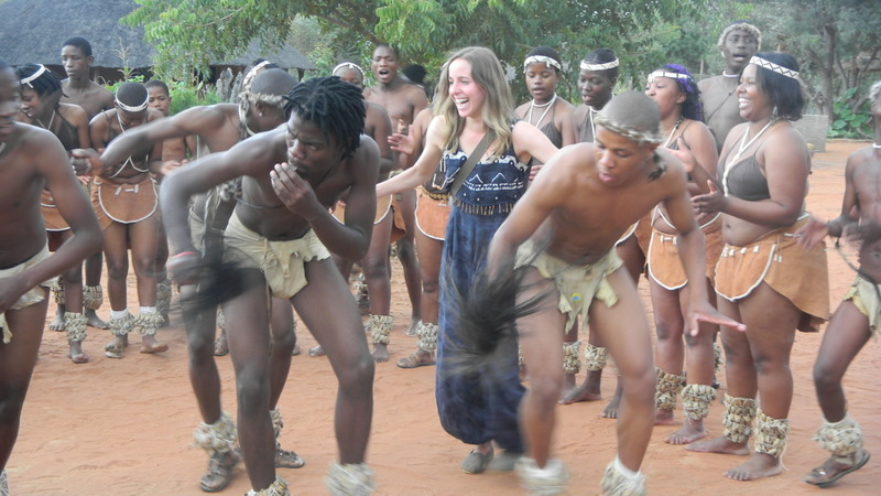Tribal Dancing