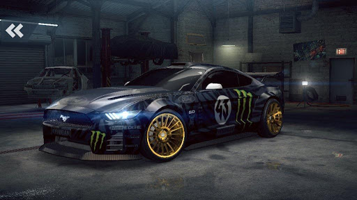 Need For Speed No Limits Ford Mustang Gt Need For Speed No