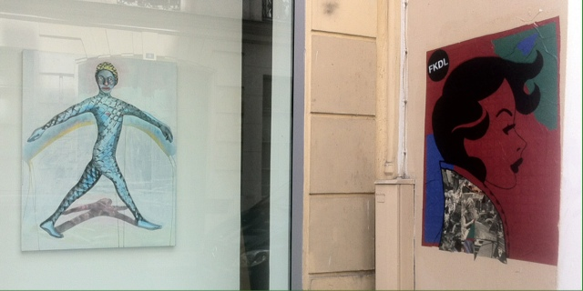 FDKL et Galerie Tarasieve group show !