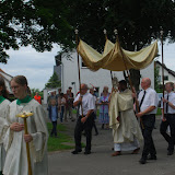 Jacobiprozession 29.07.2017 in St.Annen