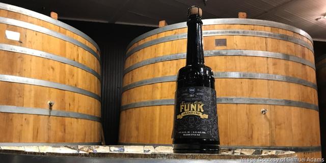 Samuel Adams Kosmic Mother Funk Returns Brewery-Only 11/16