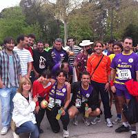 Media Maratón de Madrid 2011