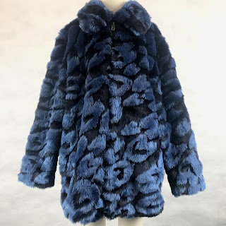 *SALE* Stella McCartney 10yrs Faux Fur Coat