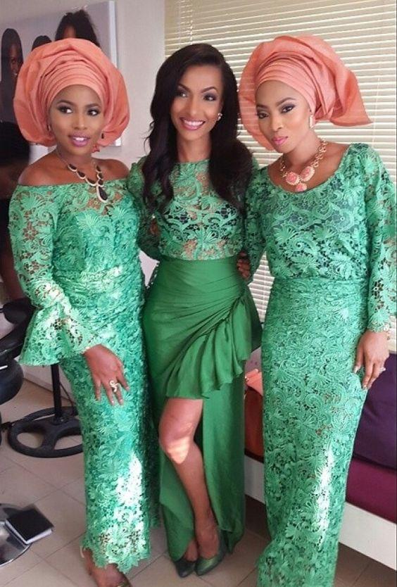 Wedding Digest Nigeria Bridesmaids 2017 Styles 7
