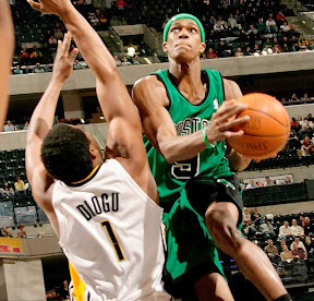 Boston perde ad Atlanta, Rondo espulso