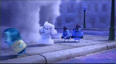 29 une habitante du village des nuages