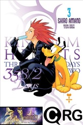 P00003 - Kingdom hearts 358-2 Days