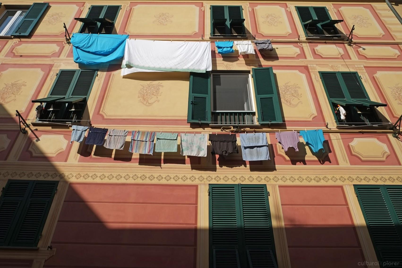 Laundry Bonassola Italy
